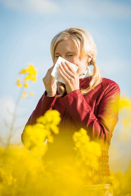 Acupuncture Seasonal Allergies
